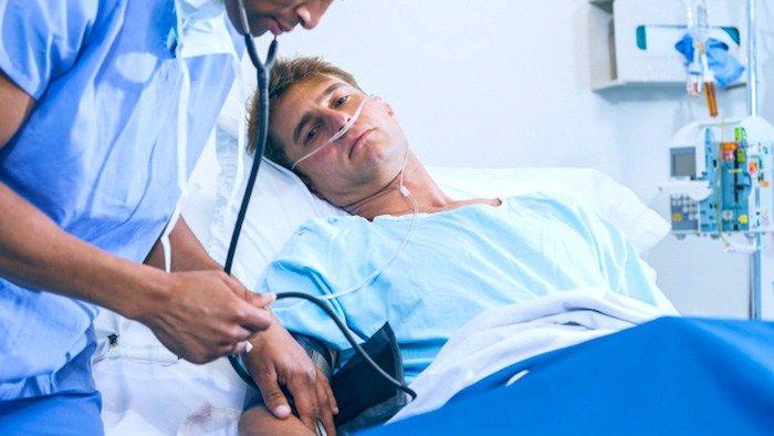 multiples consecuencias del accidente cerebrovascular