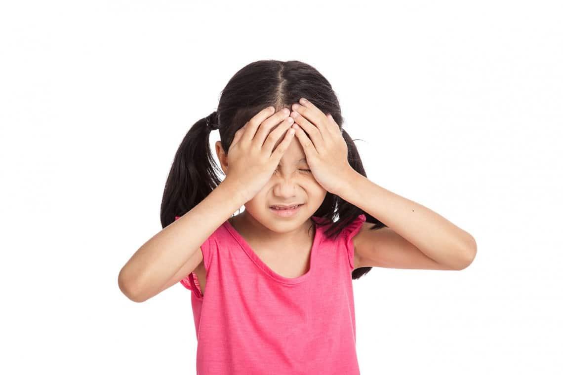 tumores cerebrales: infantes