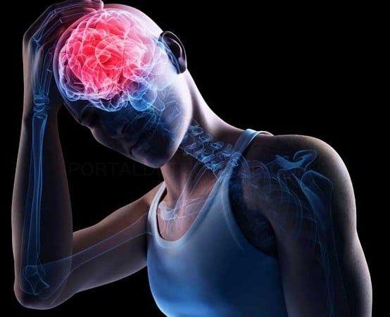 causa de la enfermedad cerebrovascular