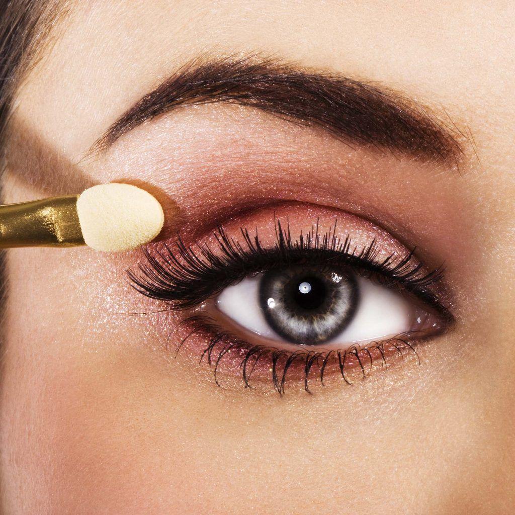 maquillaje y conjuntivitis