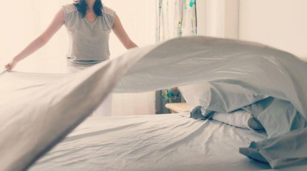 hábitos de limpieza como arte del tratamiento de Blefaritis
