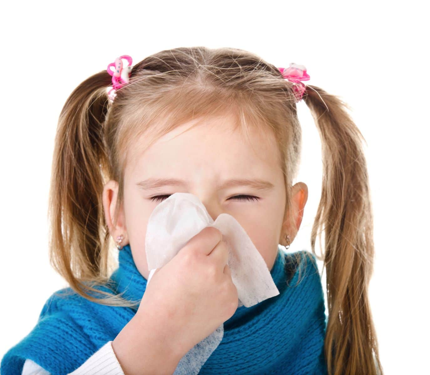 sinusitis en los niños