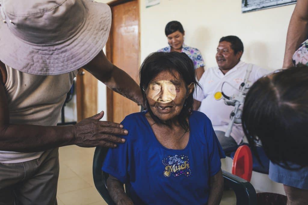 Atención de Tracoma en Colombia