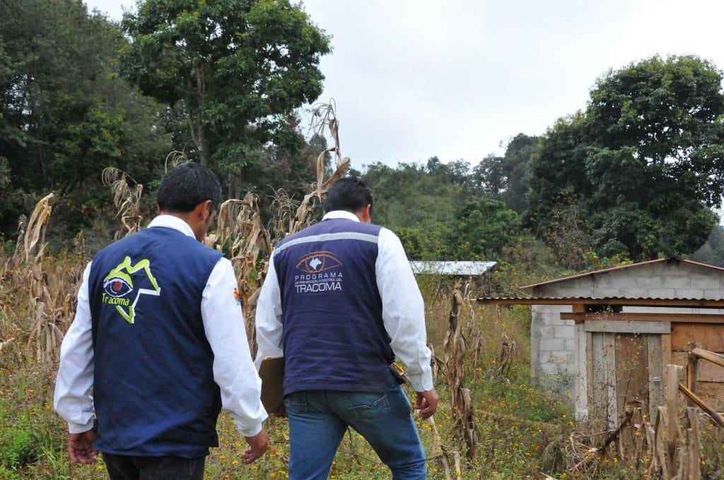 Epidemiólogos investigan incidencia de Tracoma en comunidades de Colombia