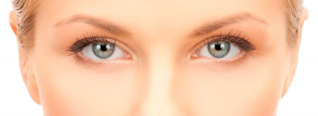ojos donde se dan las fracturas orbitarias