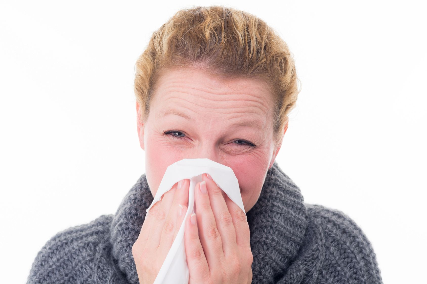 En por resfriado pupa la nariz