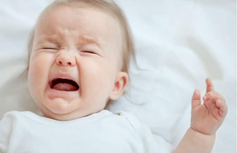 la nariz tapada en bebes
