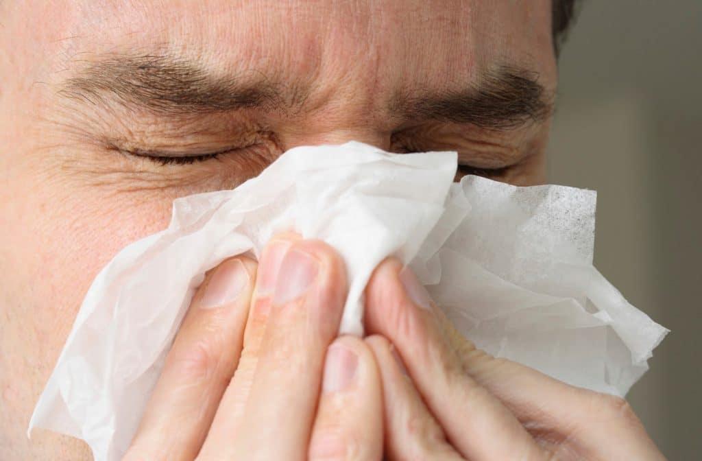 congestion nasal o nariz tapada