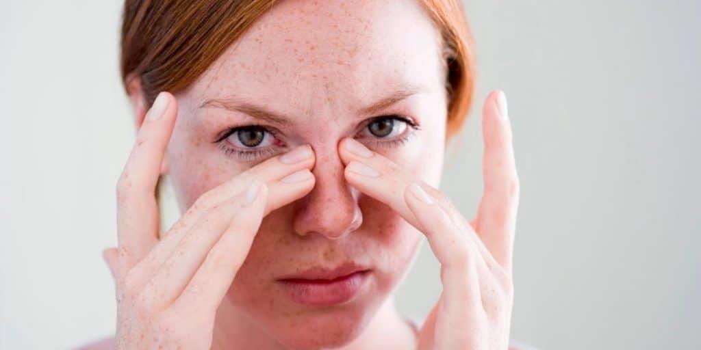 tratamiento de la nariz tapada