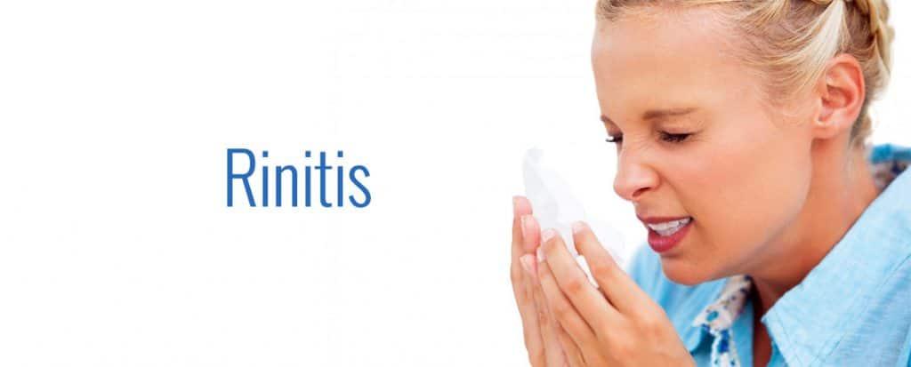 Rinitis y sus complicaciones