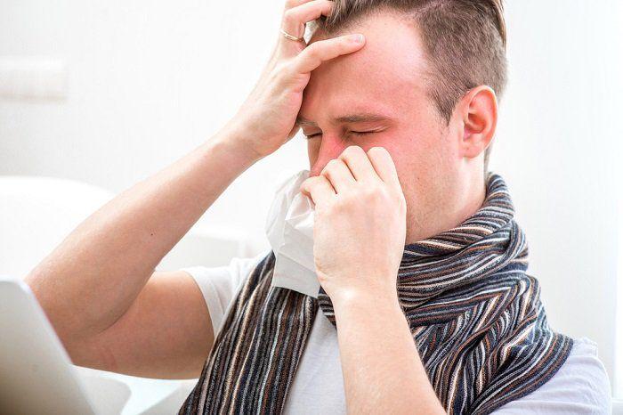 Rinitis por temperatura