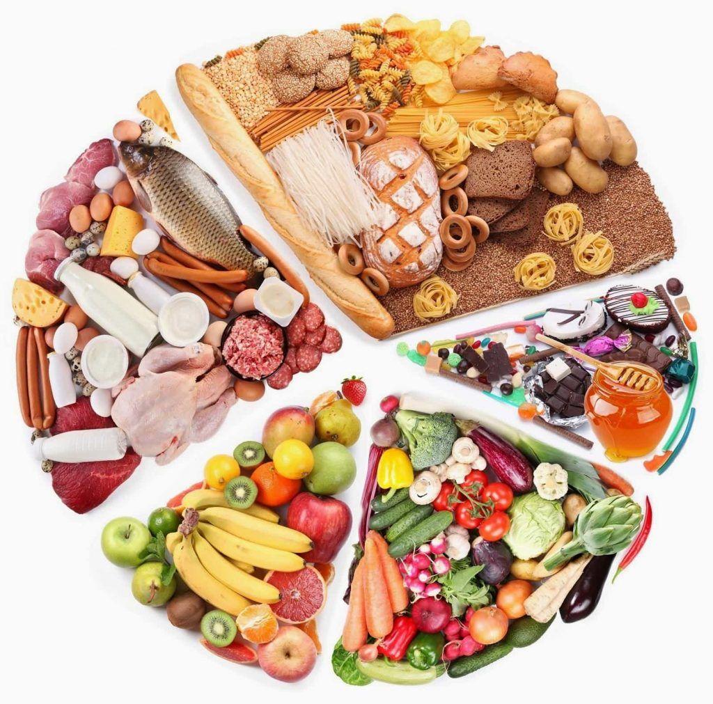 dieta saludable por rinoplastia