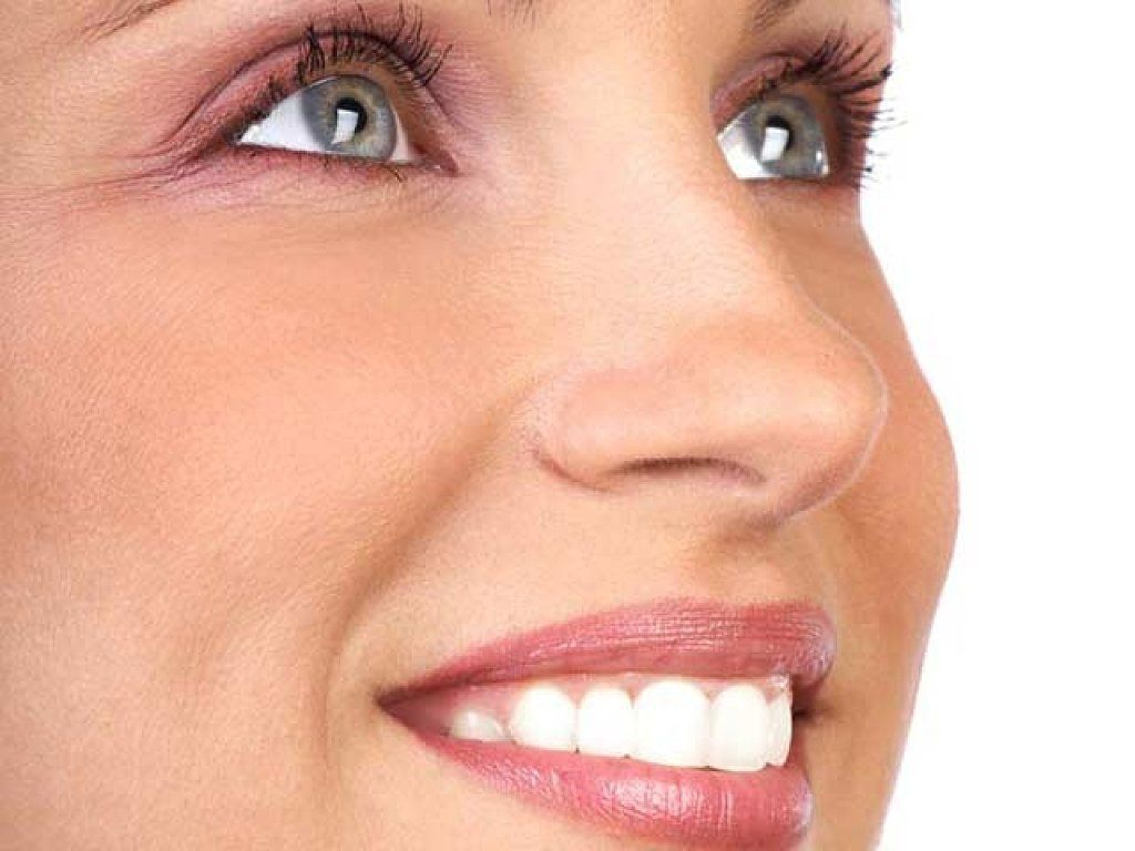 nariz de rinoplastia