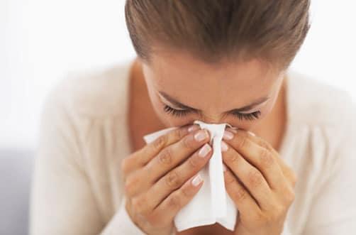 síntomas de la rinitis alérgica 25