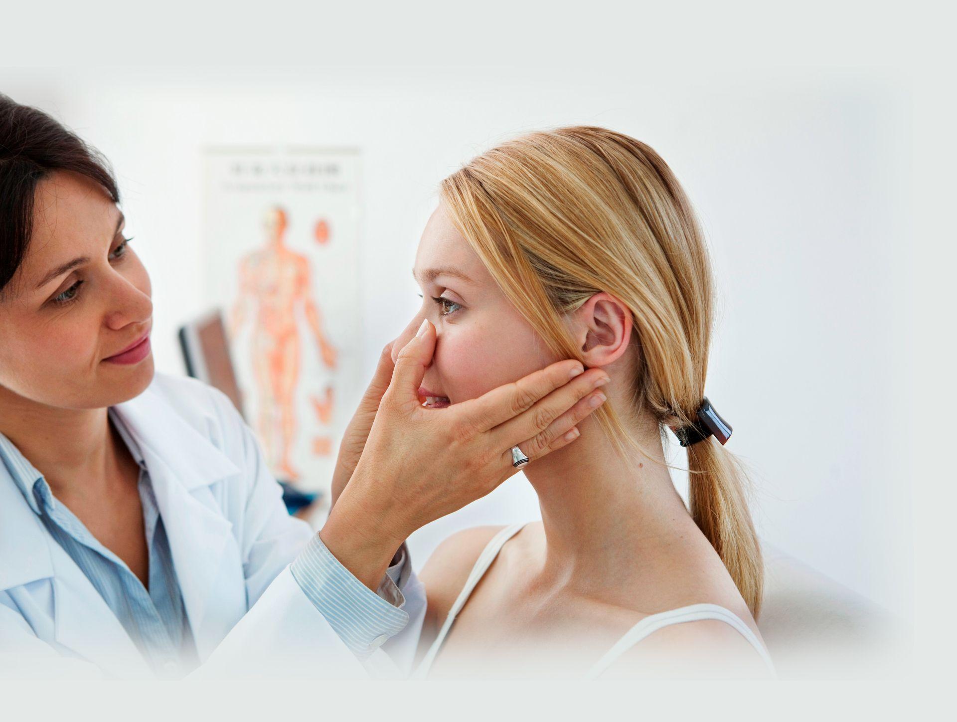Epistaxis y atención medica