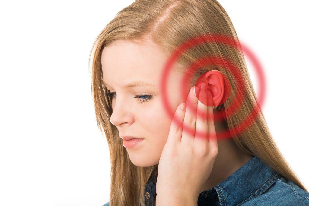 por que se genera el dolor oido por estres