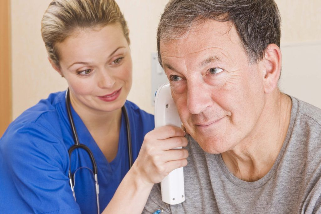 examen par apericondritis