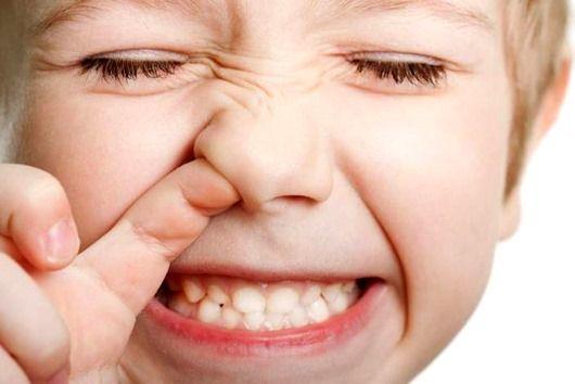 Rascado de nariz provoca Epistaxis en niños