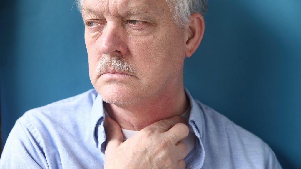 dolor como sintoma de cancer en el esofago