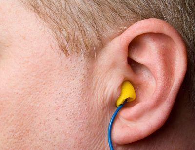 tapón de oídos