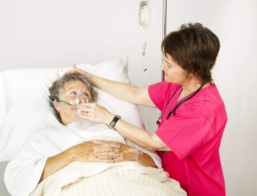 hospitalización por Enfermedades de los pulmones