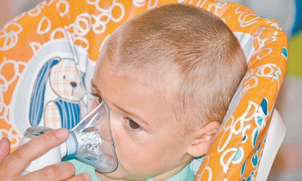 niños con Enfermedades en los pulmones son más comunes