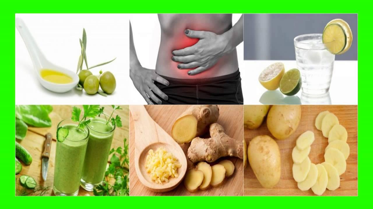 tratamientos naturales para la gastritis cronica