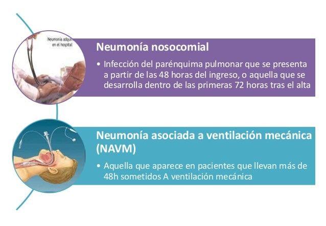 neumonia sintomas causas y tratamiento